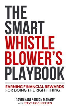 The Smart Whistleblower's Playbook by DavidKani