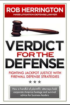 Verdict for the Defense by Rob Herrington