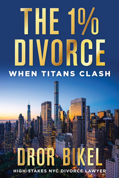 The One Percent Divorce by Dror Bikel
