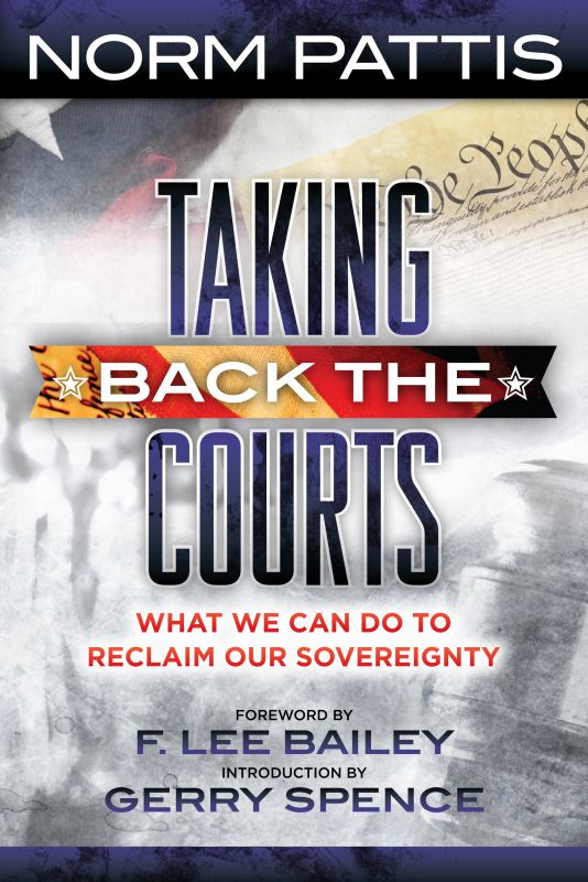 Taking Back the Courts | Cover Artwork, Credit: Elite Lawyer Management