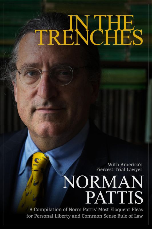 In the Trenches   Cover Artwork, Credit: Elite Lawyer Management