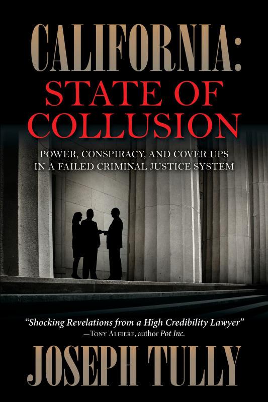 California: State of Collusion Cover