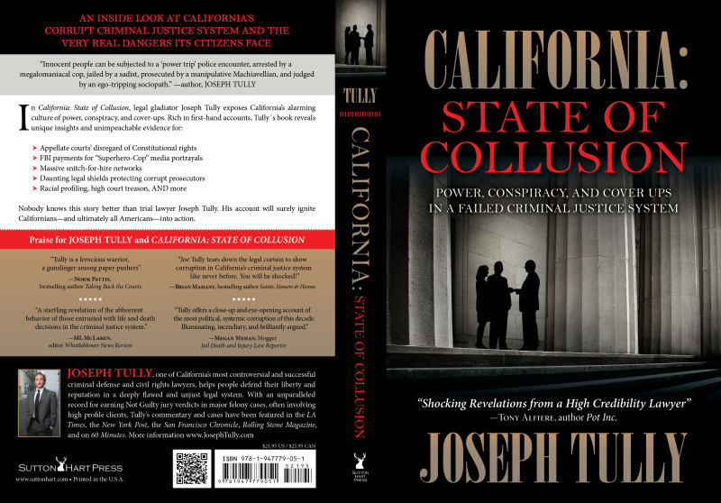 California: State of Collusion Full Cover