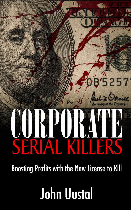 Corporate Serial Killers Cover
