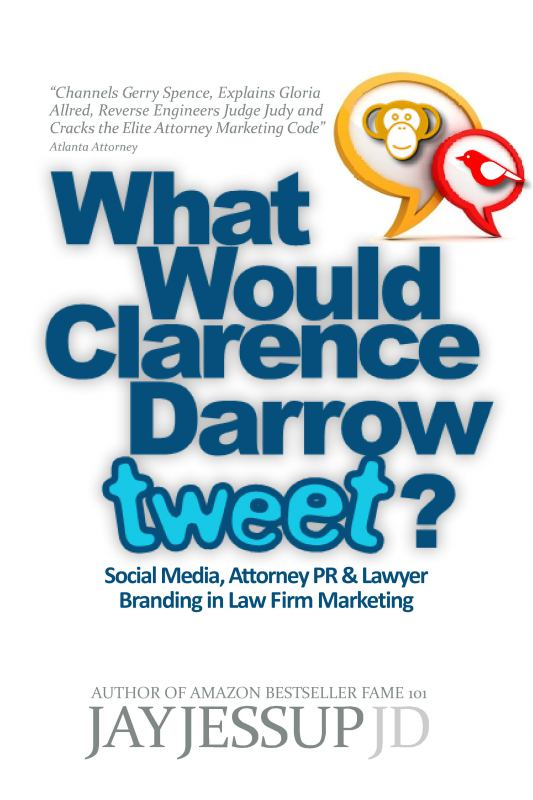 What Would Clarence Darrow Tweet Cover