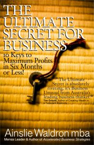 The Ultimate Secret for Business Cover