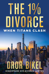 The One Percent Divorce Cover