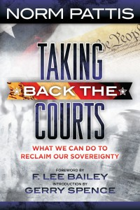 Taking Back the Courts | Cover Artwork