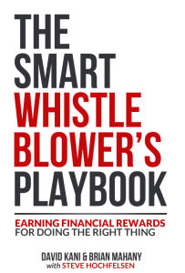 The Smart Whistleblower's Playbook Cover