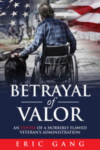 Betrayal of Valor Cover
