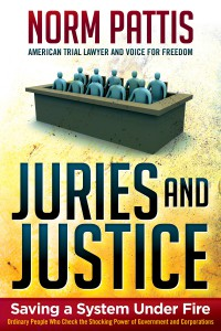 Juries and Justice | Cover Artwork by Elite Lawyer Management