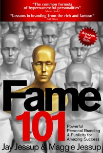 Fame 101 | Cover Artwork by Platform Strategy