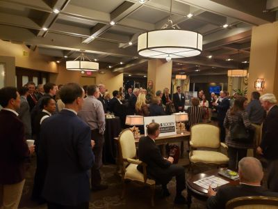 Houston Racquet Club - Oil & Gas Society Event